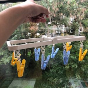small frame for drying clothes picture