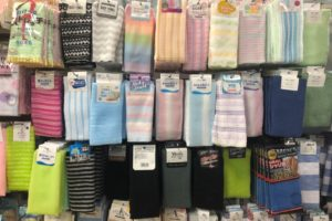 many kinds of body towel picture