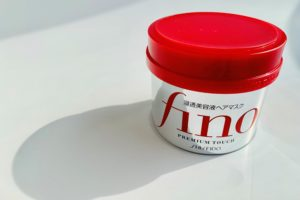 """Japanese cosmetic premium hair mask """"FINO"""" picture"""