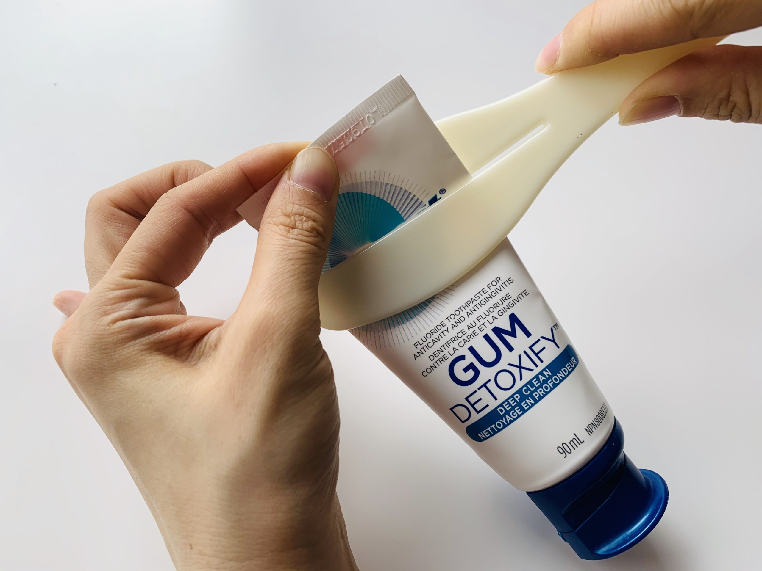 Multi squeezer with tooth paste tube picture